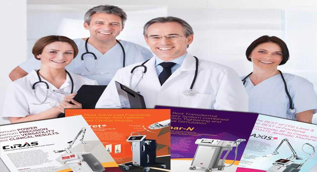 تماس با تجهیزات پزشکی