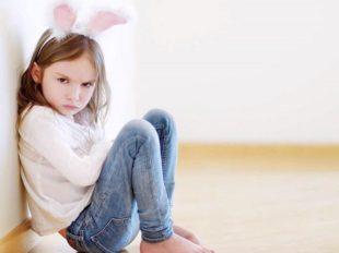 بهترین راه مقابله با لجبازی کودکان چیست