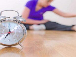 بهترین زمان در طول روز جهت انجام حرکت های ورزشی چه زمانی است